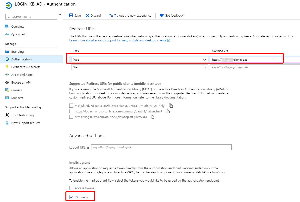WEBCON BPS integration with Azure Active Directory – WEBCON BPS